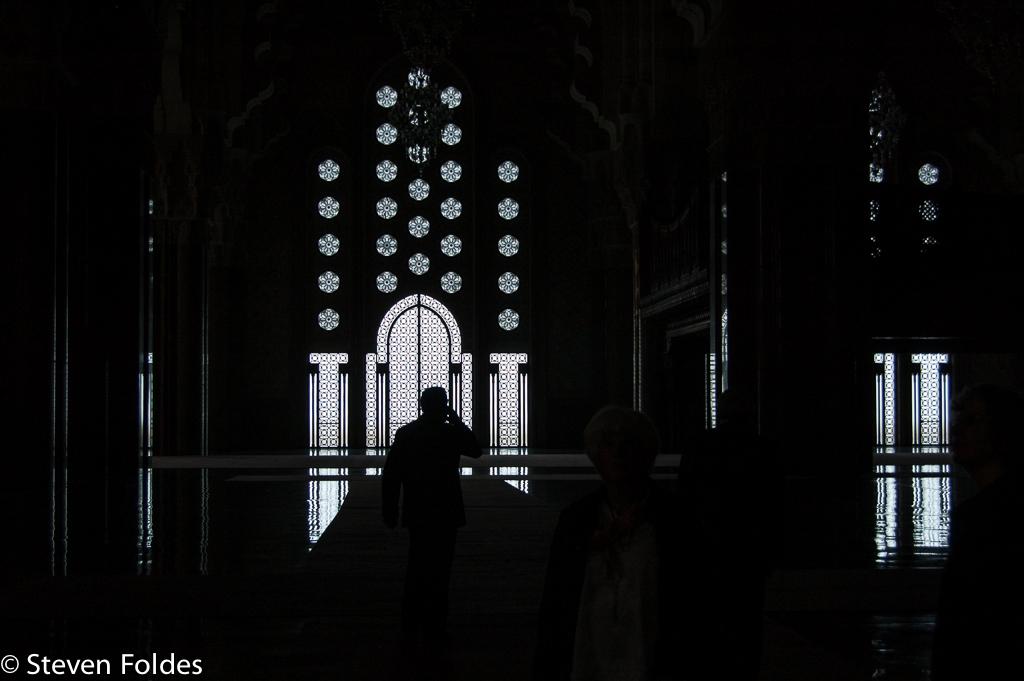 Mosque Interior-2500