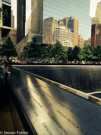 World Trade Center Memorial-122